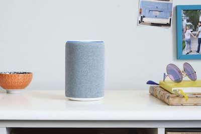 amzon echo 3 o google home