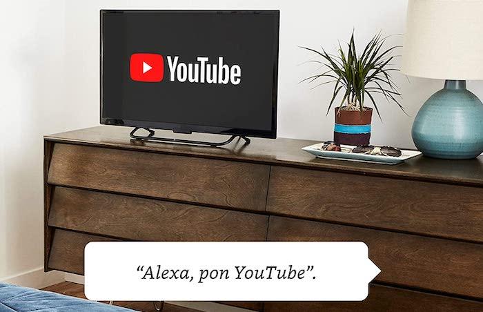 como conectar alexa a tv
