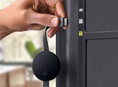como conectar google home a chromecast