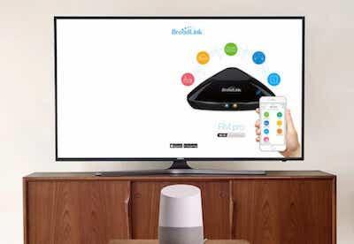 como conectar google home a smart tv sin chromecast