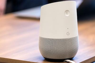 google home diseño