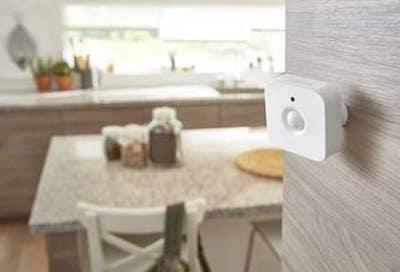 sensor de movimiento bombilla wifi