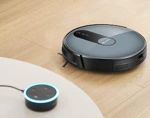 robots aspiradores compatibles con alexa y echo