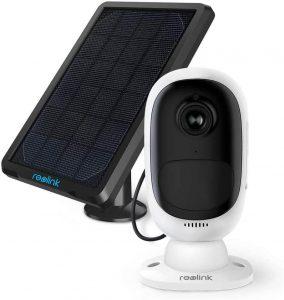 mejor camara ip energia solar