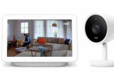 camaras vigilancia IP compatibles con google home