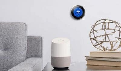 termostatos compatibles google home