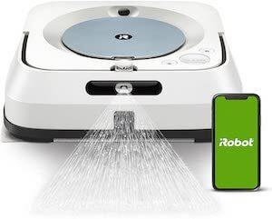 mejor robot friegasuelos irobot braava