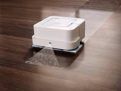 que es un robot friegasuelos y como funciona